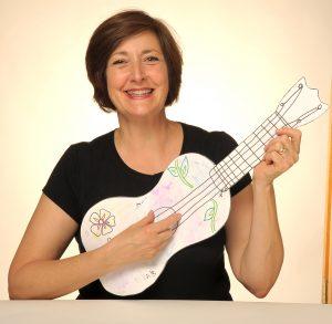 Susan Salidor, Musician and Magic Maker